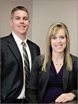 Jenifer Plum and Justin Hockenberry